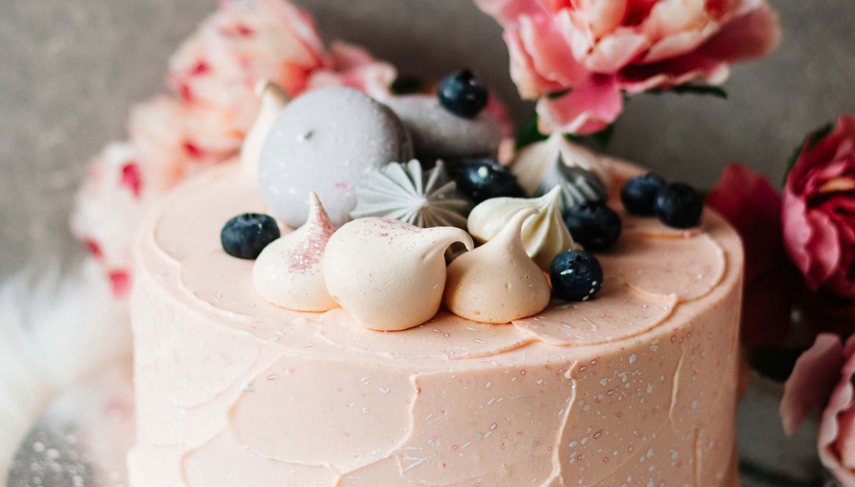 ภาพสวยๆ วันเกิด เค้ก เค้กผลไม้ เค้กวันเกิด