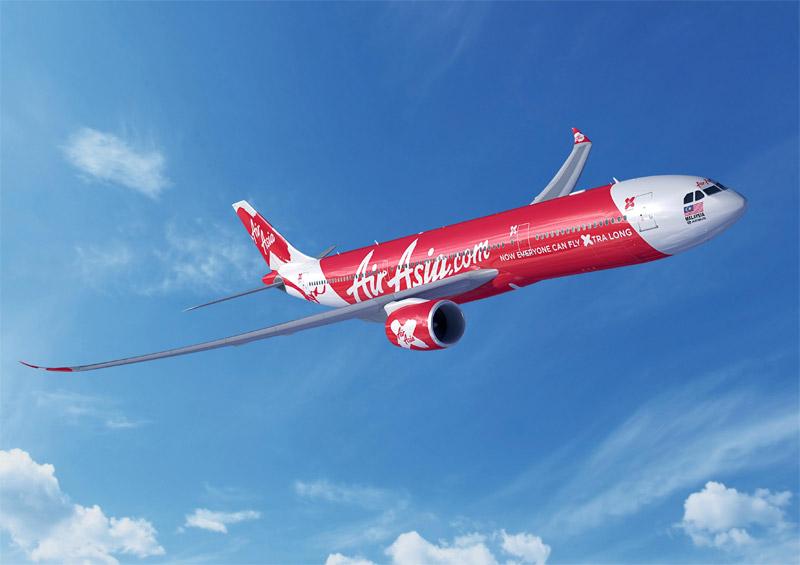 Airasia ตารางบิน เส้นทางใหม่ แอร์เอเชีย