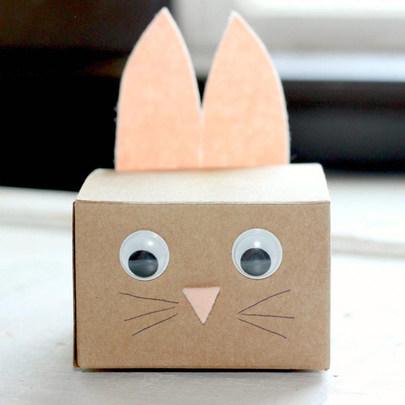 ของแต่งบ้าน กระต่ายน้อยน่ารัก บันนี่บ๊อกซ์