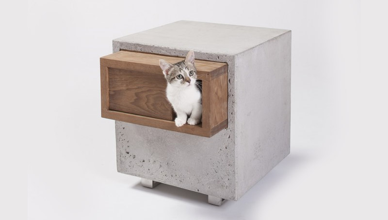 Decor บ้านสัตว์เลี้ยง บ้านแมว
