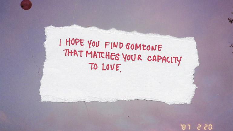 คำคมความรักหวานๆ ประโยคบอกรักภาษาอังกฤษ