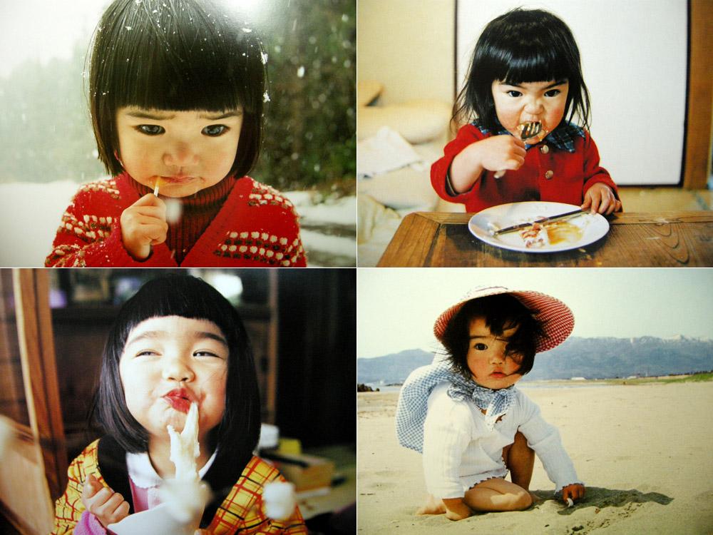 หนูน้อยแก้มแดงชาวญี่ปุ่น มิรัยจัง (Mirai-Chan) ที่ใครเห็นเป็นต้องหลงรัก