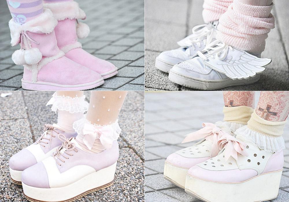 รองเท้า แฟชั่น