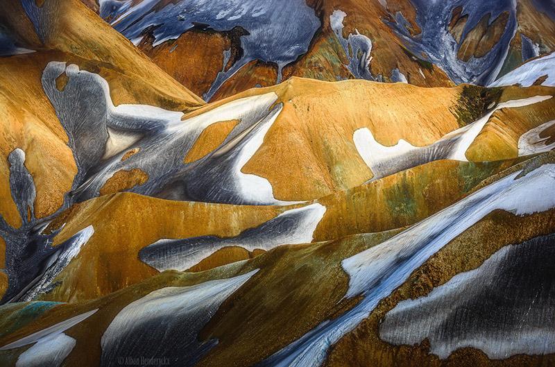 Landmannalaugar Photo by Alban Henderyckx
