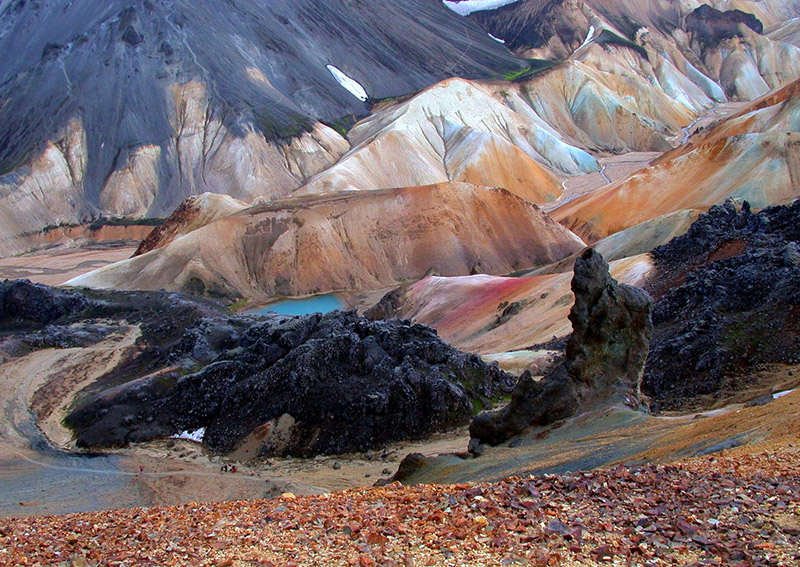 Travel ท่องเที่ยว ภาพแปลกตา เที่ยวไอซ์แลนด์