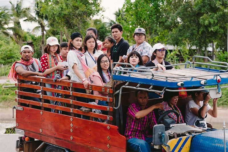 ททท ยูโอบี เที่ยวกาญจนบุรี