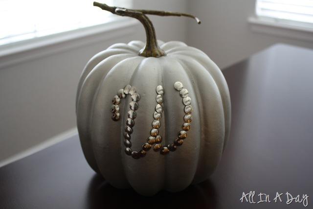 monogrammed-pumpkin