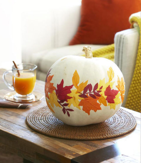 paper-leaf-pumpkins