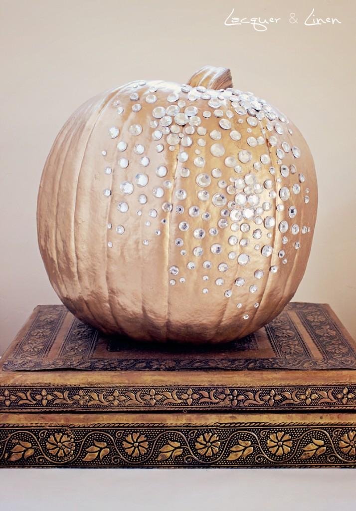 sequin-pumpkins