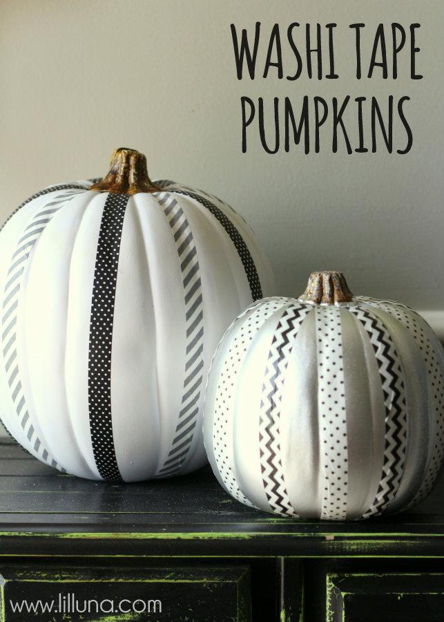 washi-tape-pumpkin
