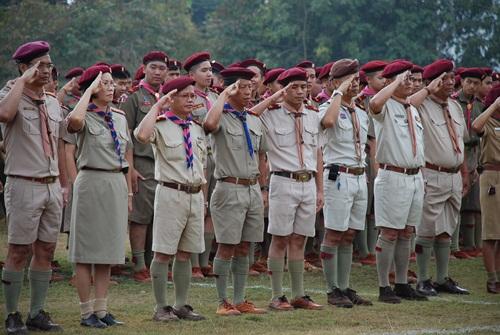 วันสถาปนาลูกเสือแห่งชาติ 1 กรกฏาคม พร้อมประวัติลูกเสือไทย 1