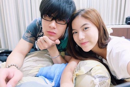 มุก-วรนิษฐ์ หรือน้องจู จากซีรีส์รักนะเป็ดโง่ เรื่อง Perfect Match
