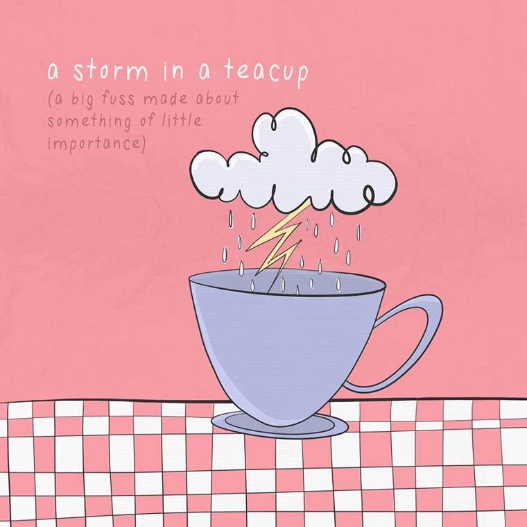 112 สำนวนภาษาอังกฤษ idiom น่าสนใจ