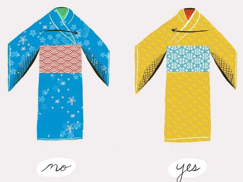 ชุดกิโมโน ญี่ปุ่น มารยาท มารยาทเมื่อไปญี่ปุ่น วัฒนธรรม