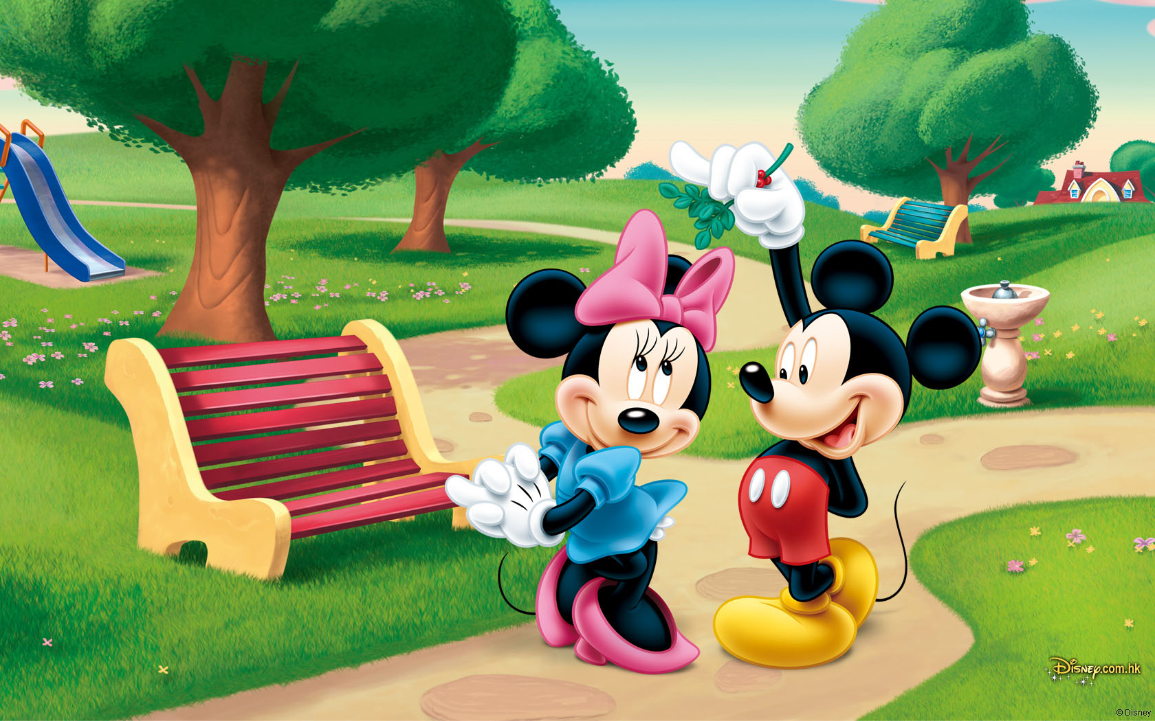 Disney Mickey Mouse mickey mouse