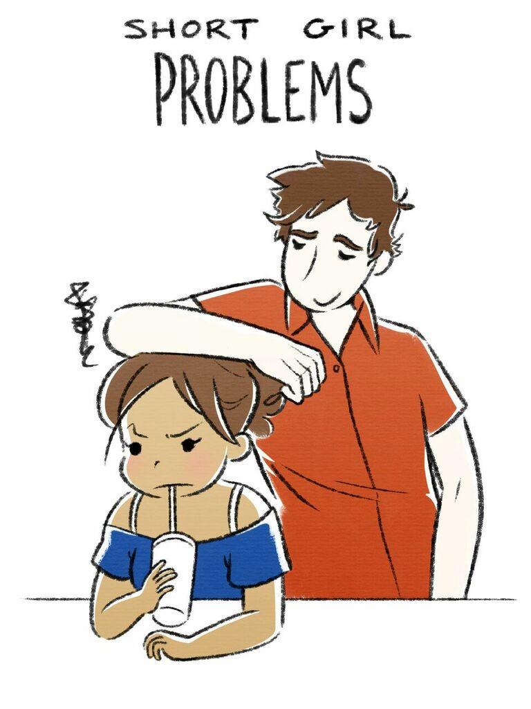 คนตัวสูง ไม่มีทางเข้าใจคนตัวเล็ก1