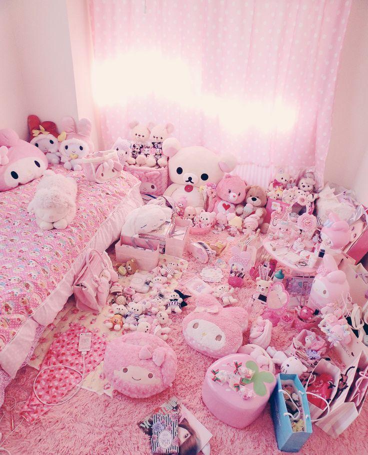 ตกแต่งห้องนอนธีมเจ้าหมีขี้เกียจ rilakkuma น่ารักสุดๆ 5