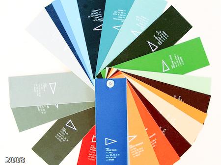 การใช้สีให้กลมกลืน (harmony) หรือตัดกัน(contrast)