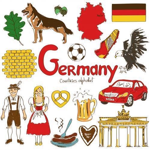 ภาษาเยอรมัน คำศัพท์พื้นฐานที่ควรรู้