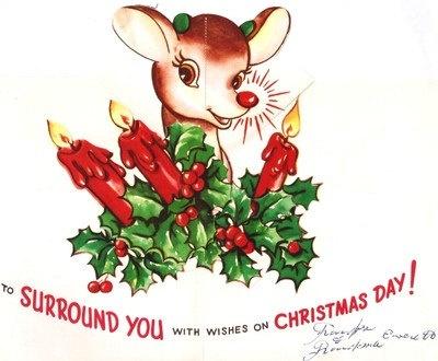 รูดอล์ฟ กวางเรนเดียร์จมูกแดง แห่งคืนคริสต์มาส2
