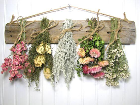 วิธีการทำ ดอกไม้แห้ง น่ารักๆ (5)