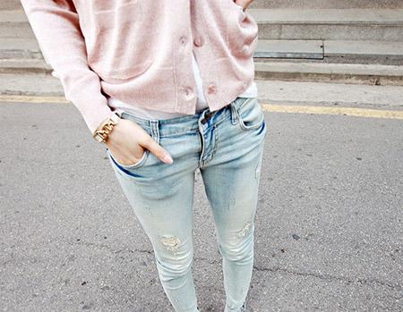 วิธีเลือกกางเกงยีนส์.. ให้เหมาะกับรูปร่าง