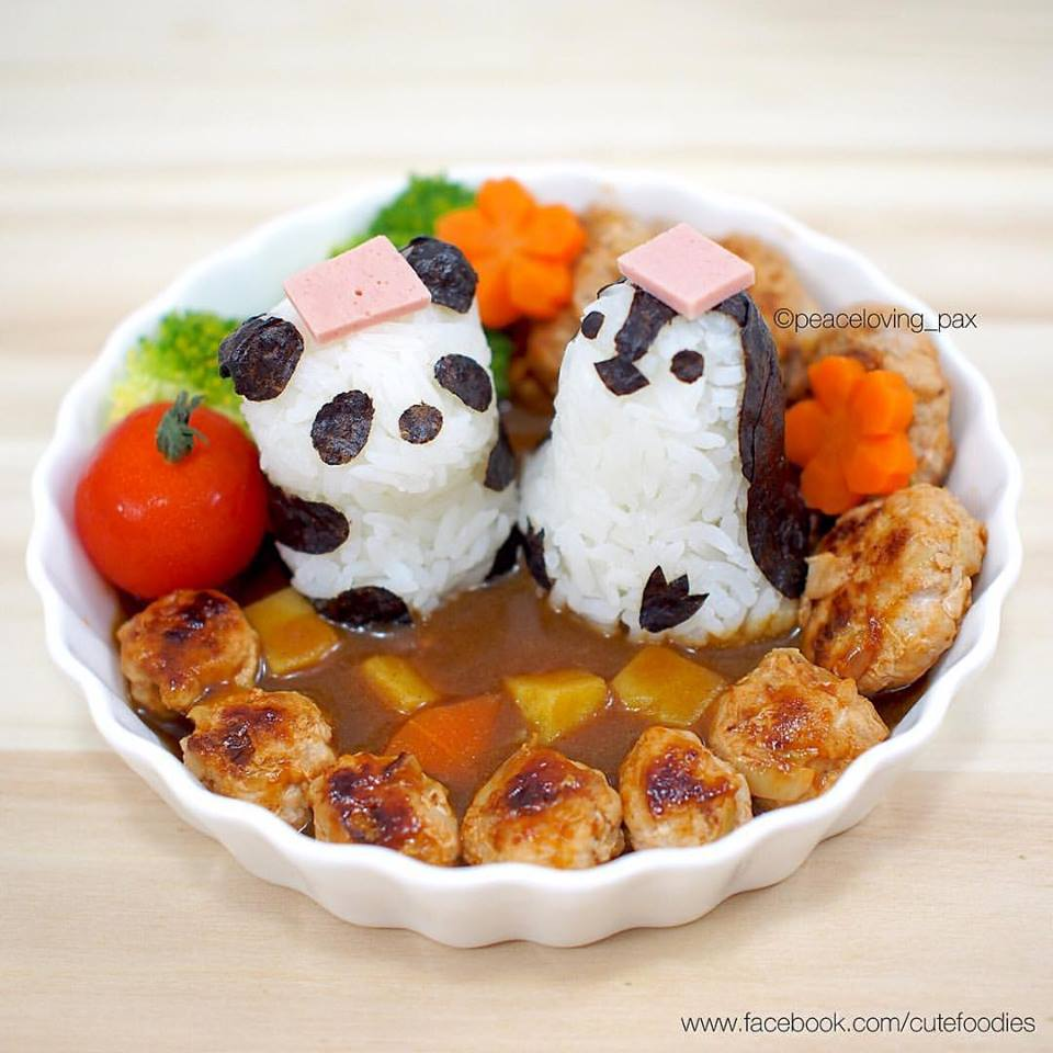 เพจ Cute Foodies อาณาจักรอาหารมุ้งมิ้ง ฝีมือคุณหมอแสนสวย (8)