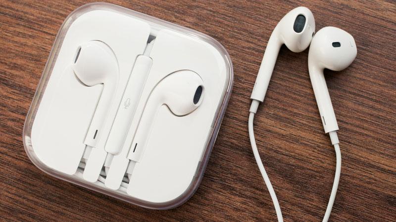 iphone หูฟัง