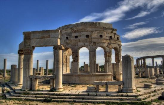 2. Leptis Magna
