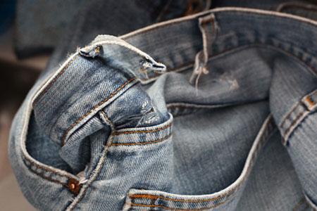 กางเกง ยีนส์ เคล็ดลับ