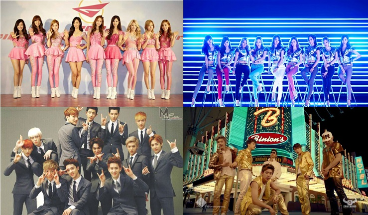 ความแตกต่าง นักร้องเกาหลี นักร้องไทย