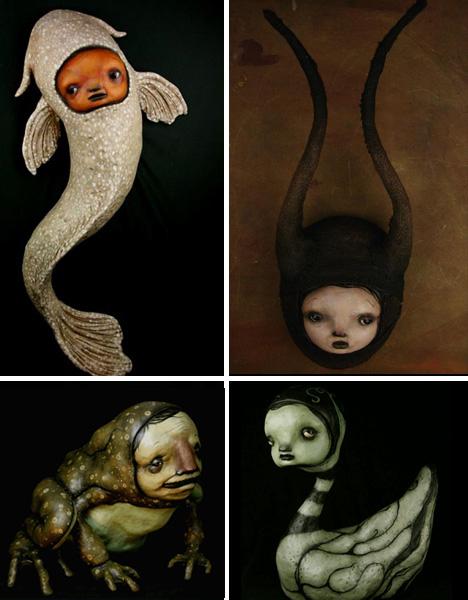 ตุ๊กตาแปลกๆ จากทั่วโลก น่ากลัว-หลอน