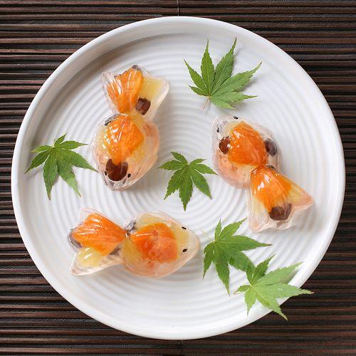 Natsu no Wagashi ขนมหวานโบราณญี่ปุ่น