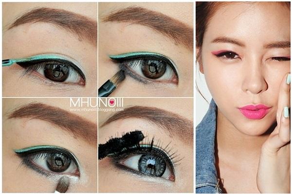 8 ไอเดียการแต่งตา สำหรับสาวๆ ตาสองชั้น ให้สวยเว่อร์!!