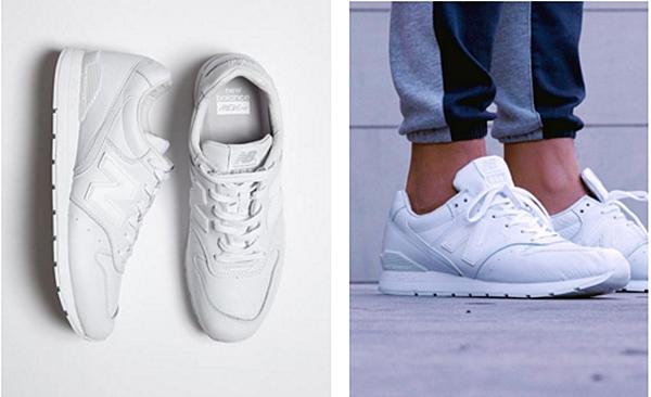 4. New Balance 996 White