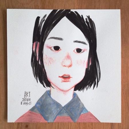 5 นักวาดภาพประกอบไทย 'ลายเส้นน่ารัก คนวาดน่าไลค์' 18