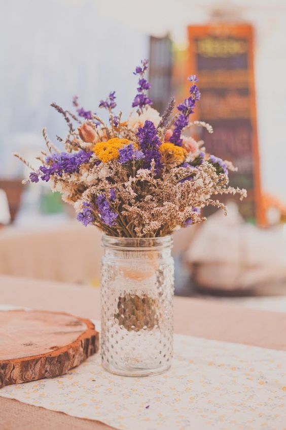 วิธีทำดอกไม้แห้ง