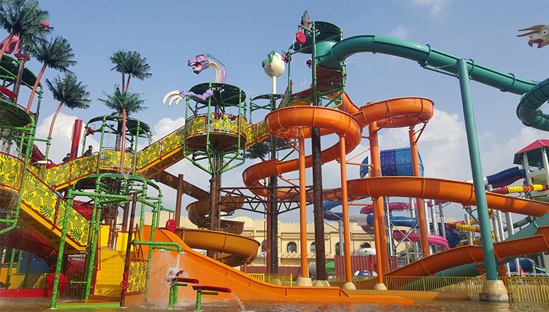 dinowaterpark Waterpark ขอนแก่น ที่เที่ยวขอนแก่น สวนน้ำ อากาศร้อน ไดโนวอเตอร์พาร์ค