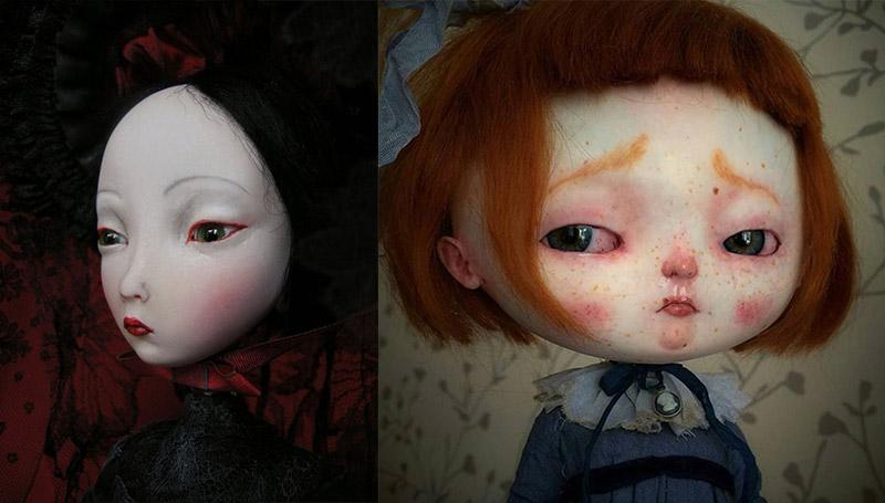 ตุ๊กตา ตุ๊กตาแปลกๆ ภาพแปลก เรื่องแปลก