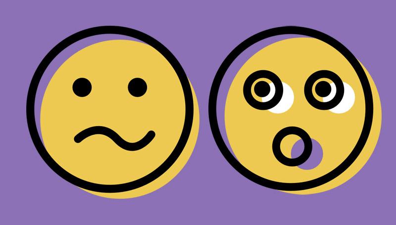 emoticon สัญลักษณ์ อารมณ์