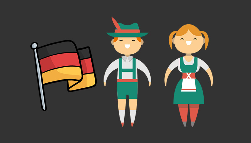 germany พื้นฐาน ภาษาต่างประเทศ เยอรมนี เรียนภาษาเยอรมัน