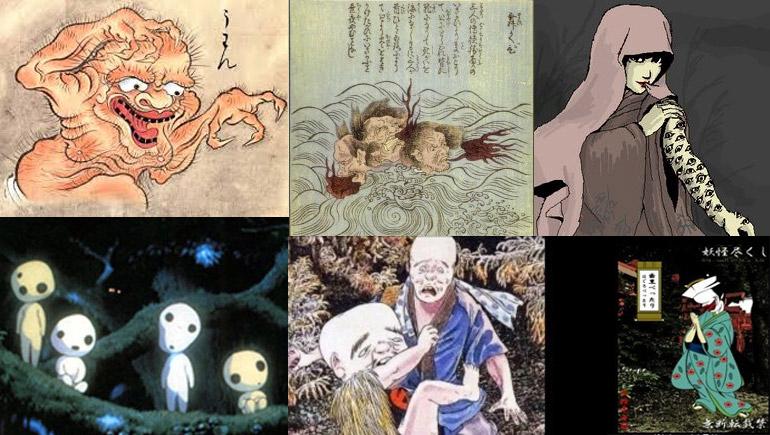 ความเชื่อต่างๆ ปีศาจ ผี ผีญี่ปุ่น