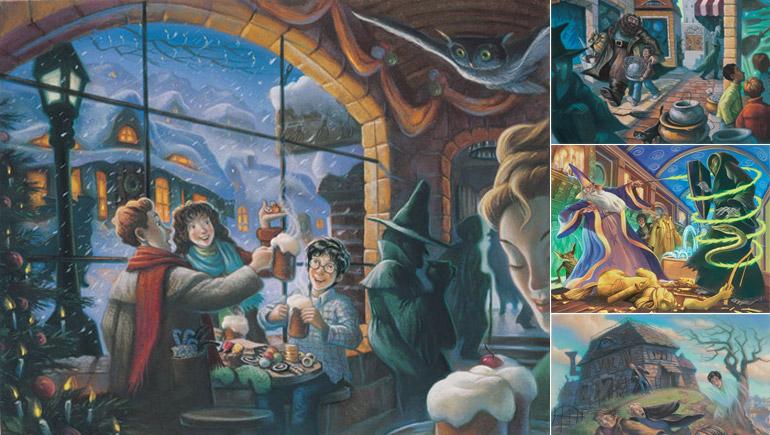 harry potter แฮร์รี่ พอตเตอร์