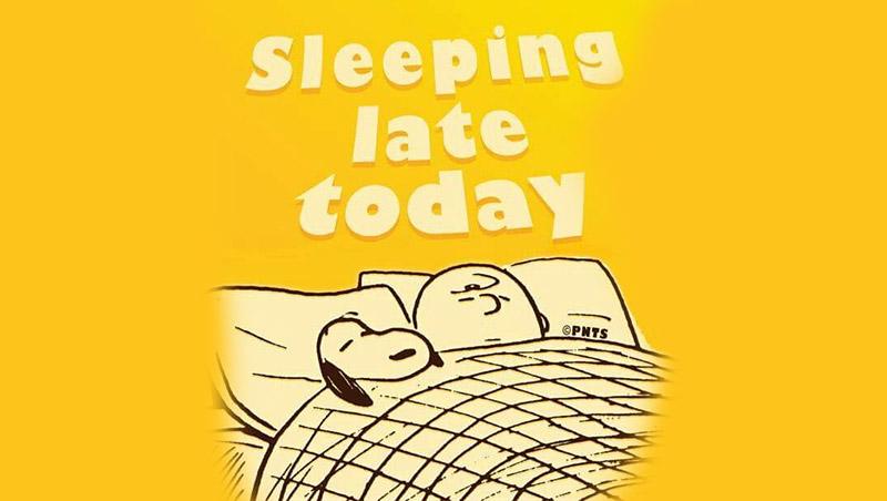 นอนตื่นสาย วิธีแก้นอนตื่นสาย