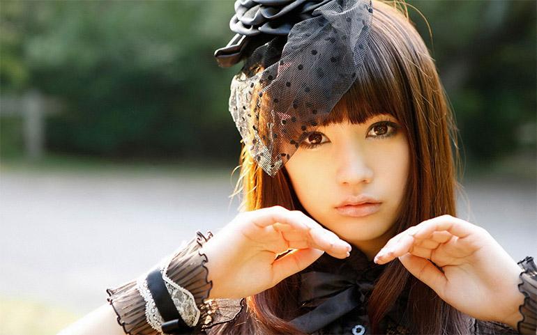 ความสวยความงาม สาวญี่ปุ่น