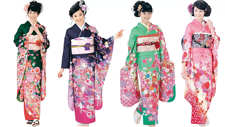 วัฒธรรม สาวญี่ปุ่น