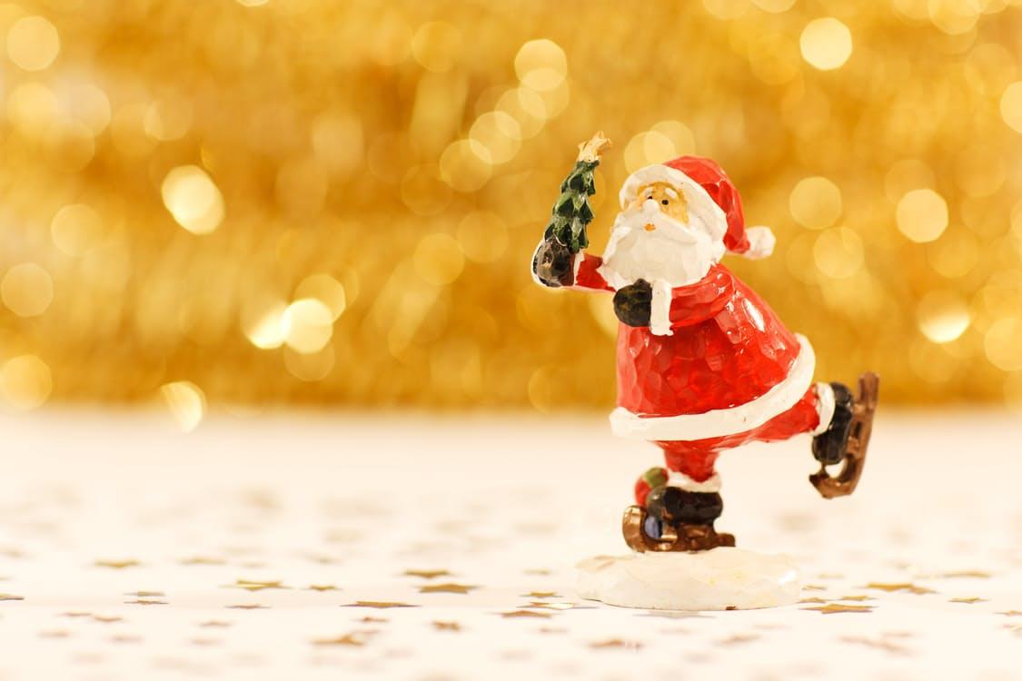 คริสต์มาส ซานตาคลอส นักบุญนิโคลัส ประวัติ