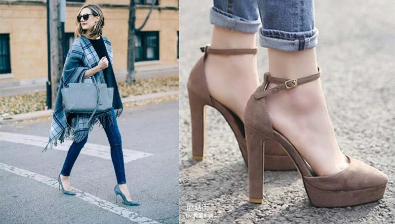 shoes รองเท้า ส้นสูง เคล็ดลับดีๆ