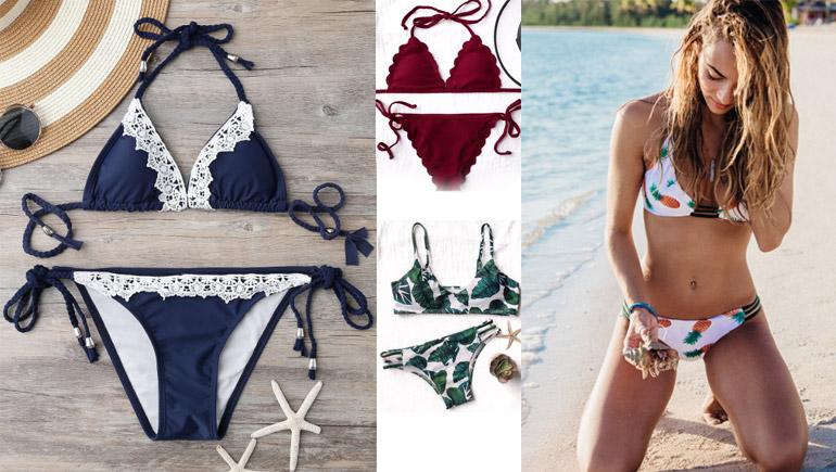 bikini ชุดว่ายน้ำ วิธี เคล็ดลับดีๆ
