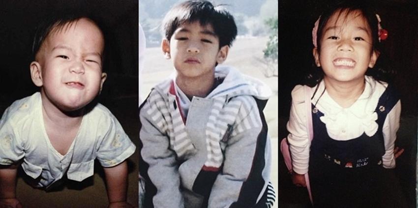 นักแสดงฮอร์โมน ตอนเด็ก